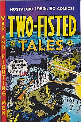 Two-Fisted Tales #7 Ec 1994