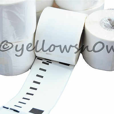 11354 DYMO Compatible Removable Labels 57mm x 32mm (1000 Per Roll)  S0722540