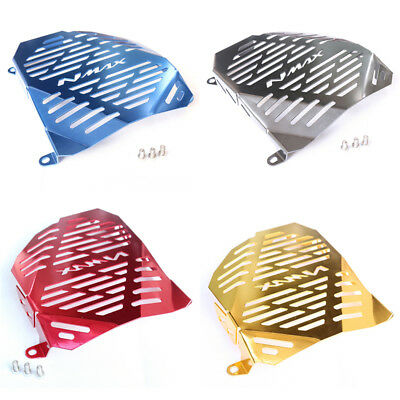 1Pcs Stainless Steel Radiator Grille Radiator Guard Protector For Yamaha nmax155