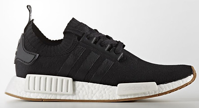 c4fd7773d2a609 Adidas NMD R1 PK Gum Pack Core Black Primeknit Boost BY1887 AUTHENTIC ALL  sizes