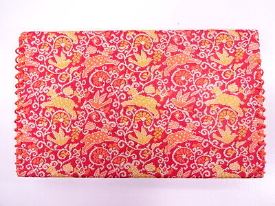Japanese Tea Ceremony / Tatsumura / New! Kaishi-Ire (Pouch) / Brocade With Persi