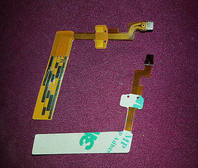 2 x 18-55MM LENS FOCUS FLEX CABLE REPLACEMENT REPAIR PART For Canon Camera