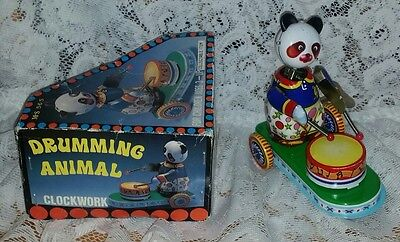 Drumming Animal Panda Bear MS565 Toy From China with Box