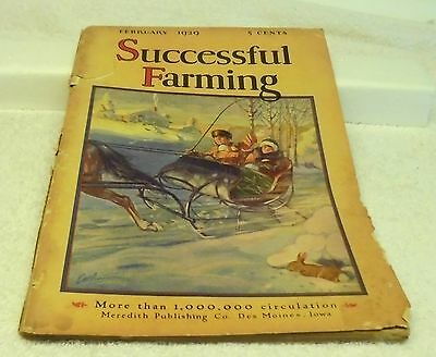 Successful Farming Magazine from 1929