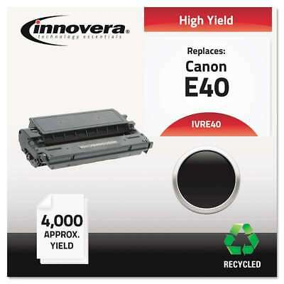 Innovera® Remanufactured 1491A002AA (E40) High-Yield Toner, Black 686024263630