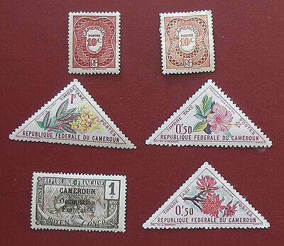 Cameroon Stamps  So2