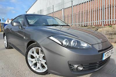 Hyundai Coupe Siii Se Automatic 2.0*lady Owned*red Leather*cambelt Changed*