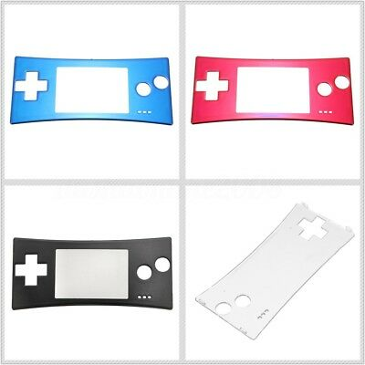 Remplacement Avant Façade Coque Housse Shell Case Pr Nintendo GameBoy Micro GBM