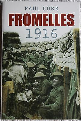 Fromelles 1916 by Paul Cobb