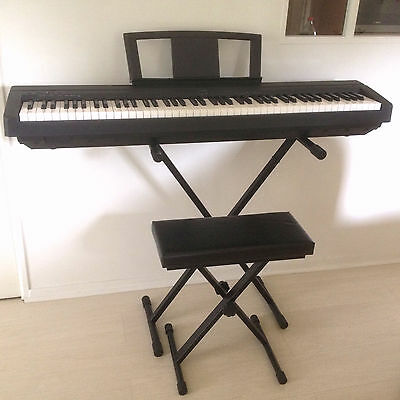 Piano Pack Yamaha P35 + Stand + Banquette Neuf