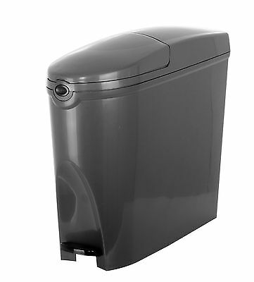Sanitary Bin Sani Disposal Feminine Hygiene Bins Female Toilet Washroom Unit 20L