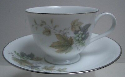 "Pretty Vintage Noritake RC Duo, ""Deauville"", #764, As New Condition"