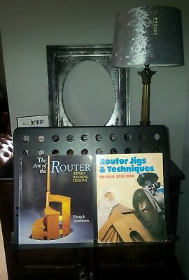 ROUTER joinery books