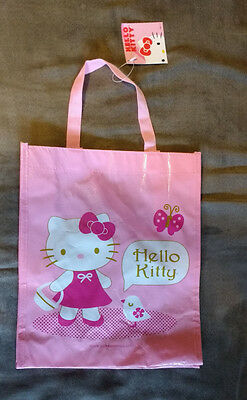 Hello Kitty Plastic Tote Bag Never Used