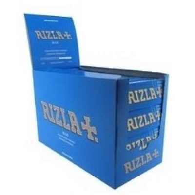 Rizla Blue Cigarette Smoking Rolling Papers Made in Belgium 100% Genuine