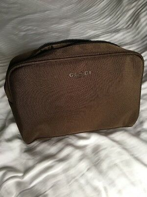 Gucci Wash Bag For Toiletries - Brand New