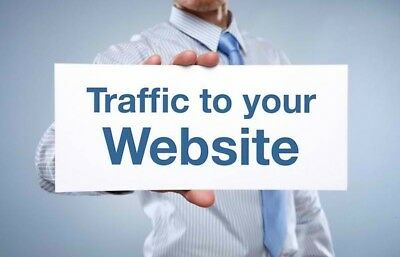 SEO SERVICE .. UNLIMITED genuine real Website TRAFFIC for 6 months