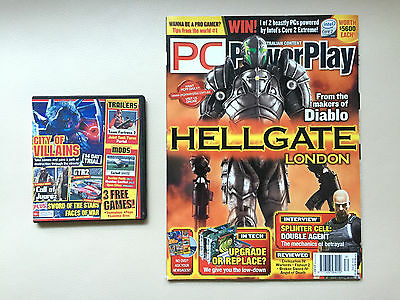 PC PowerPlay magazine issue #130 (October 2006) with DVD