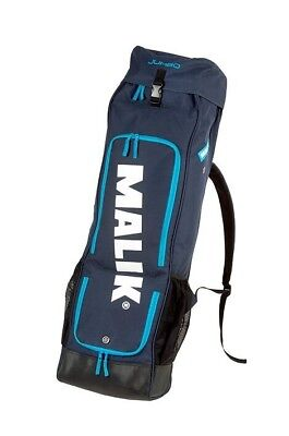 Malik JUMBO STICK BAG Hockey Bag (Navy)