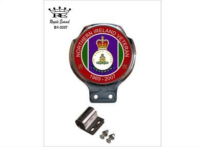 Royale Classic Car Badge /& Bar Clip BLACKPOOL MECCA NORTHERN SOUL B1.0970