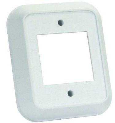 JR Products 13515 Jr Products 13515 White Double Switch Wall Spacer - 2 Rocker O