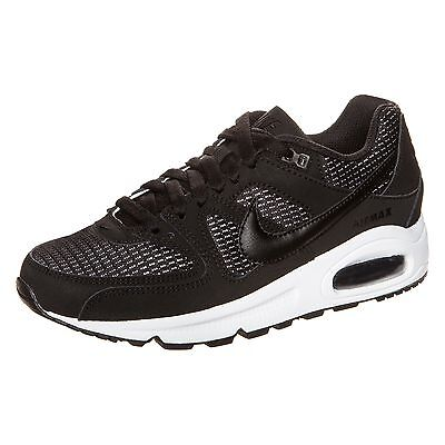 Nike - Wmns Air Max Command - Sneakers Basse Donna - Black/white - 397690 091