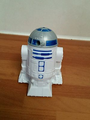 "R2-D2 star wars action figure 3.5"" from burger king & lucas film 2005 r2d2 rare"