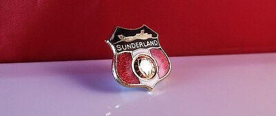 Sunderland - Vintage  Coffer  Badge