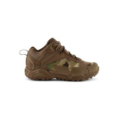 Under Armour Tabor Ridge Low Shoe Brown 12 1254924-220-12