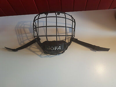 Jofa protective cage grill 480m 480 M used very good conditon hockey