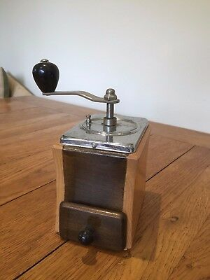 Vintage West German Coffee Grinder (B)