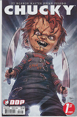 Chucky #1 x2 Vol.1 & 2 NM Variant ( 2007 2009 DDP Horror Childs Play)