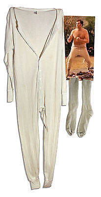 Will Ferrell Screen-Worn Costume w Photo Proof & COA