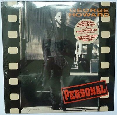 "George Howard - Personal - 12"" Vinyl Lp Sealed"