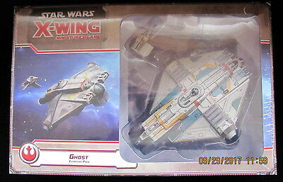 X-Wing GHOST Expansion pack. Factory sealed un opened