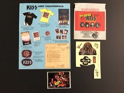 KISS Lot Variety Of Era's