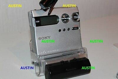 Sony Mz N910 Minidisc Player Net Md With Microphone