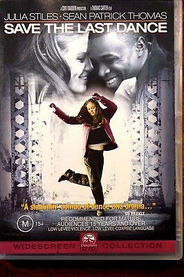 Save The Last Dance  -  VG Used DVD