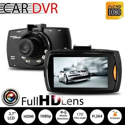 Car Camera Recorder 2.4 Car DVR Full HD 1080P With Motion Detection Night Vision