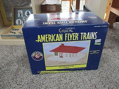 Lionel American Flyer 6-49843 Suburban Station New In Box  ()