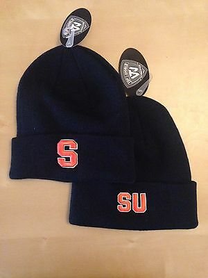 NCAA Top of the World Syracuse Orange Raised Cuff Beanie