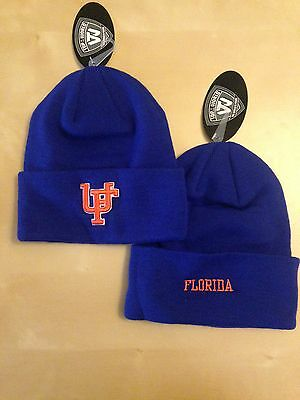 NCAA Top of the World Florida Gators Raised Cuff Beanie
