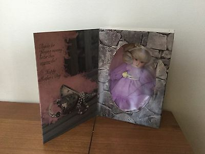 1996 Marie Osmond Dear Mother Mother's Day Greeting Card Doll