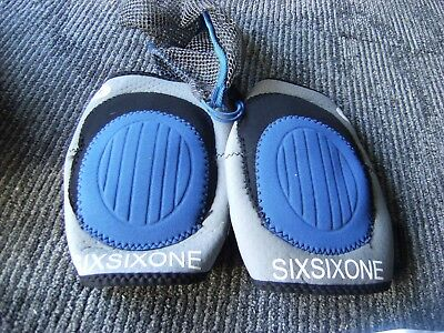 SixSixOne Soft Knee Armour