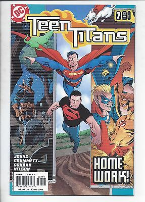 Teen Titans   #7   (  Nm  )  *********  Sale!!  ******