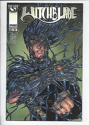 Witchblade  #22   (  Vf/nm  )  ***  Sale!!  ***