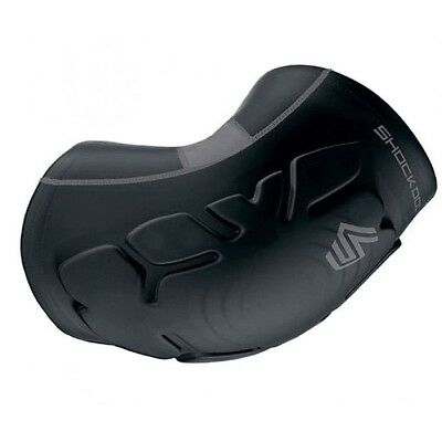 (X-Large, Black) - Shock Doctor Adult ShockSkin Elbow Pad. Shipping is Free