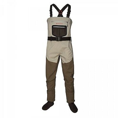 Redington SonicDry Stocking Foot Fly Fishing Pro Dry Chest Wader (X-Large) XL