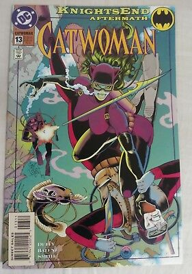 CATWOMAN #13 (Aug 1994, DC COMICS)