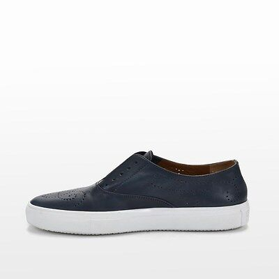 Fratelli Rossetti sneakers Hobo leather blue (4A)